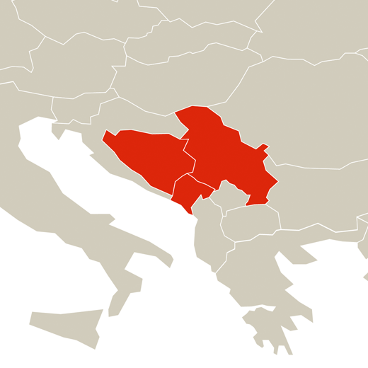 North West Balkans