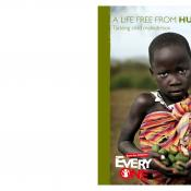 A Life Free From Hunger, Tackling Child Malnutrition