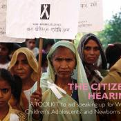 Citizens' Hearings toolkit