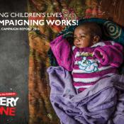 Saving children's lives: Campaigning Works!