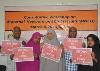Save the Children in Ethiopia marks 300 days to MDG deadline