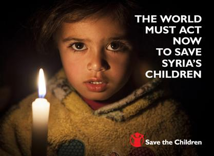 Save Syria's Children   EVERY ONE